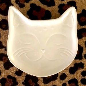 Cute Cat Trinket Dish